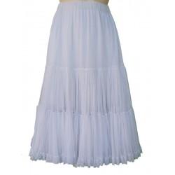 Hammerschmid - Petticoat aus Tüll in schwarz - 70 cm