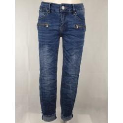 """Jeans """"Italy"""" 7/8 mid stone in Stretch Denim von Buena Vista"""