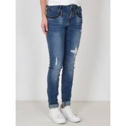 """Jeans """"Florida"""" destroyed Denim in Stretch Denim von Buena Vista"""
