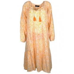 """Kleid """"Luna"""" in gelb von Zwillingsherz"""